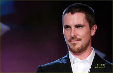 Full Sized Photo Christian Bale Dark Knight Tokyo