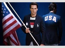 US Olympic Opening Ceremony uniforms unveiled photos