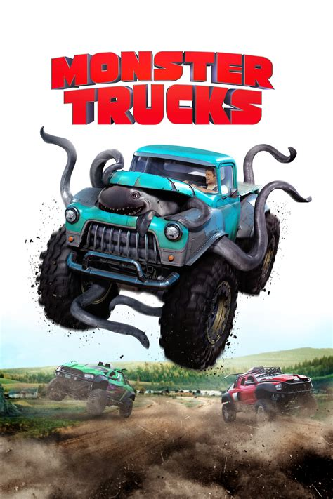 monster trucks  vodly movies