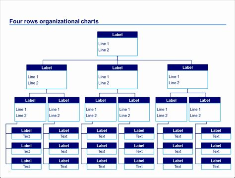 Template Hierarchy 5 Company Hierarchy Chart Template Sletemplatess