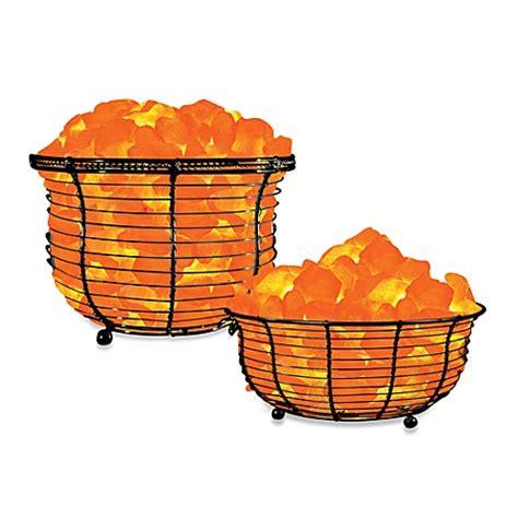 himalayan ionic salt l himalayan ionic salt basket l