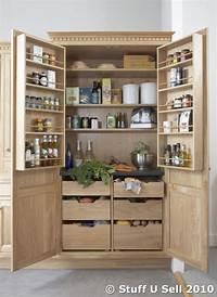 kitchen storage units kitchen storage units | NFC Oak Kitchen Larder Storage ...