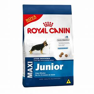 Royal Canin Maxi Junior : ra o royal canin maxi junior c es filhotes de ra as grandes petz ~ Buech-reservation.com Haus und Dekorationen