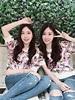 一定要在一起!「最美雙胞胎」Sandy、Mandy靠實力,錄取清華大學!