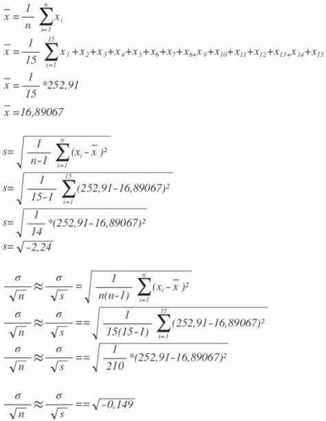messreihe mit standardabweichung berechnen mathelounge