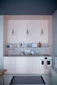 cuisine coloree 10 idees pour faire entrer la couleur With couleur chaudes et froides 10 la couleur dans la cuisine deco en nuances
