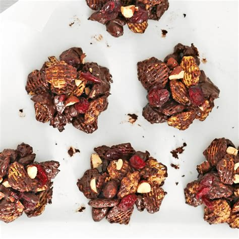 Cereal Choco choco cereal nut clusters recipe eatingwell