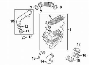 Volkswagen Jetta Air Filter  Engine  Code  Liter