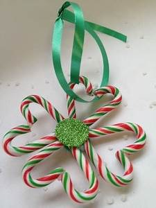 Family Tree Project Examples Peppermint Candy Christmas Ornaments A Few Shortcuts