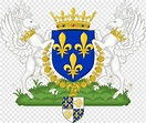 Kingdom of France Coat of arms House of Valois King of ...
