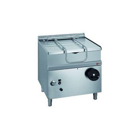 table basculante cuisine sauteuse gaz basculante cuve inox 50l
