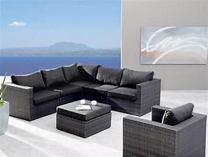 Polyrattan Set : best 7 tlg lounge set aruba alu polyrattan 98897053 art ~ Pilothousefishingboats.com Haus und Dekorationen