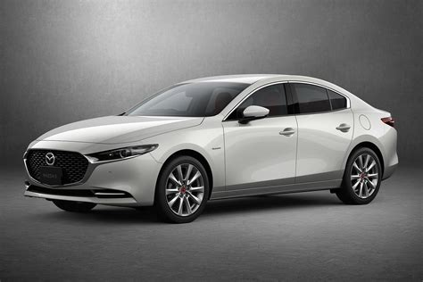 The mazda3 (known as the mazda axela in japan (first three generations), a combination of accelerate and excellent) is a compact car manufactured in japan by mazda. マツダ、「MAZDA3 SEDAN」に1.5リッターガソリンエンジンモデルを追加 - Car Watch