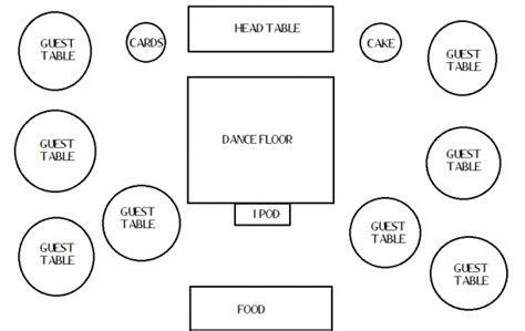 Standard Dining Room Table Size Metric by Table Measurements Chart Images Standard Measurement