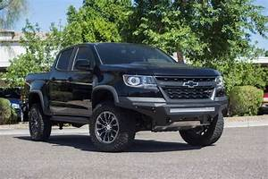 Chevy Zr2 Light Bar Add Stealth Fighter Front Bumper 2017 2020 Chevy