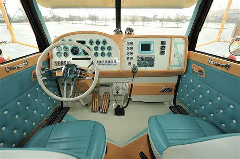 53 Best Images About Truck Interiors On Pinterest