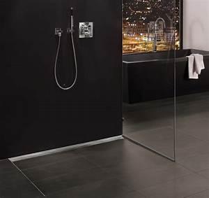 Bodengleiche Dusche Gefälle : fliesenprofil glashalteleiste von blanke f r trennw nde bodengleicher duschen ~ Eleganceandgraceweddings.com Haus und Dekorationen