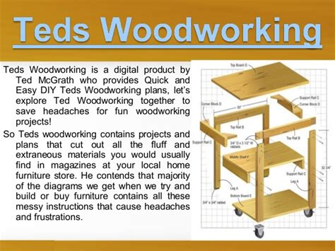 dont buy    read teds woodworking review