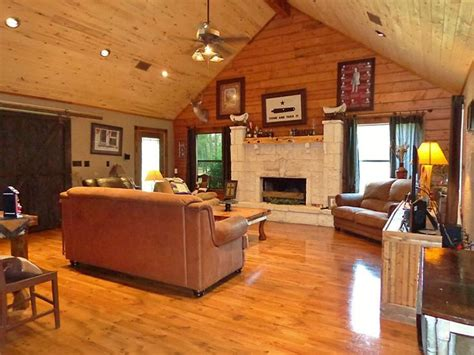 recessed lighting  log cabin google search cabin