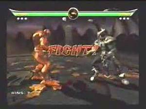 MKA Onaga Gameplay vs Blaze - YouTube