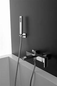 sade mitigeur de baignoire by graff europe west With robinet de baignoire avec douchette