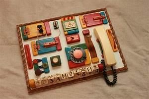 Activity Spielzeug Baby : activity board selber machen bunt farben lackieren ~ A.2002-acura-tl-radio.info Haus und Dekorationen