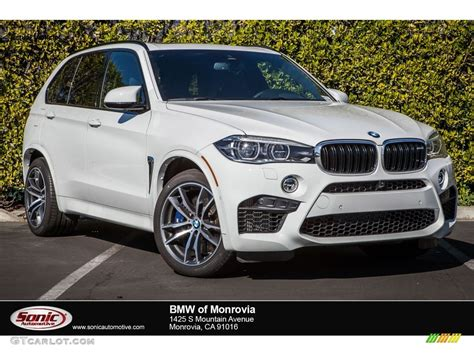 2016 Alpine White Bmw X5 M Xdrive #108864713