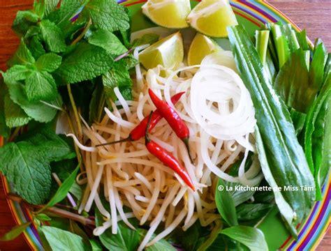cours de cuisine vietnamienne phở bò soupe pho au boeuf recette et