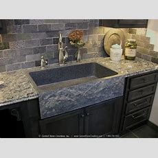 Top 5 Reasons To Install A Granite Kitchen Sinkcarved