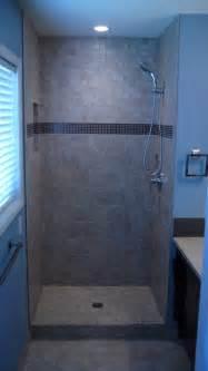 bathroom shower stall tile designs tiled shower stall chandler building company