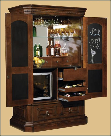 Creative Liquor Cabinet Ideas cool liquor cabinet for home studio design gallery