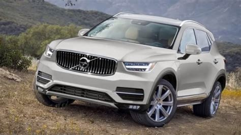 Volvo Xc40 Model Year 2020 by 2020 Volvo Xc40 Design Price Interior Specs Review