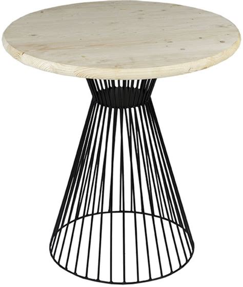 industrial design tafel bol industrial ronde tafel 60 cm afrikaans djemb 233