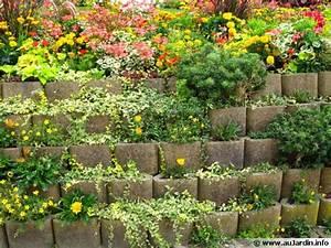 amenagement jardin en pente forte 0 les terrains en With amenagement jardin en pente forte
