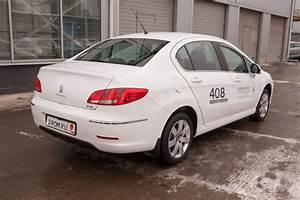 Peugeot 408 1 6 Thp At Allure  01 2014 - 12 2014
