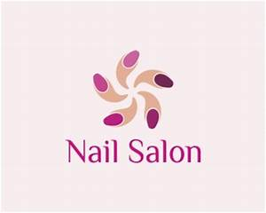 Nail Salon Designed by bicone | BrandCrowd