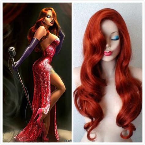 sexy long wave deep side swept bang synthetic cosplay wigs