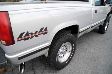 1994 silverado parts cab bed short 1500 regular chevrolet 4x4 pickup truck lots many auto description reg