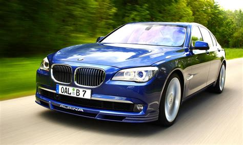 2011 Bmw Alpina B7 Pricing Released