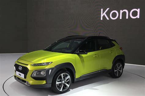 Hyundai Electric Suv 2020 by Hyundai To Launch Electric Kona Suv In 2018 Autocar