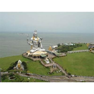 Big Animated Photos: Murudeshwara Statue of Lord Shiva