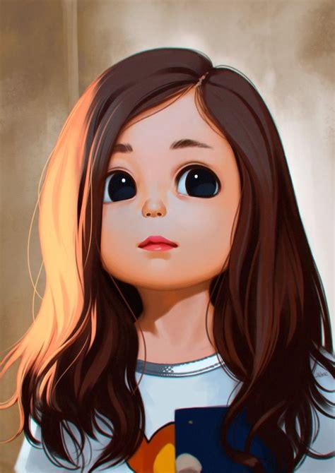 girl cartoon characters ideas  pinterest