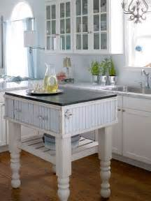 pictures of small kitchens with islands small space kitchen island ideas