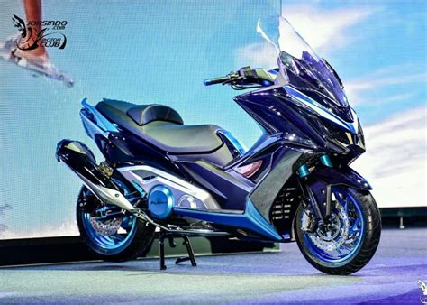 Review Kymco K Xct 200i by Kymco Singapore