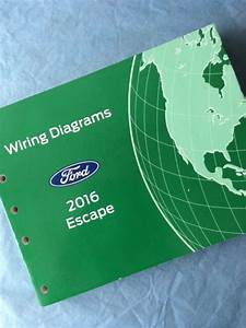 2016 Ford Escape Electrical Wiring Diagrams Service Manual