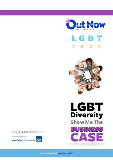 lgbt business case pride diversity