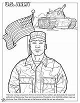 Coloring Army Pages Force Air Soldier Military Guard Forces Armed Printable Books Drawing States United National Colouring Congress Coast Sheets sketch template
