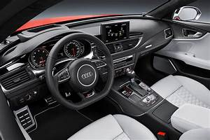 Audi RS7 2015 INTERIOR Audi RS7 Price $105,000+ Review ...