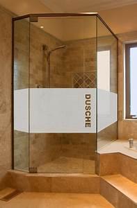 Dusche Folie Glas : aufkleber glasdekor dusche gd34 65hoch sichtschutz deko ~ Frokenaadalensverden.com Haus und Dekorationen