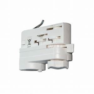 Kochfeld Anschließen 2 Phasen : cle 3 phasen stromschienenadapter adapter wei m belmarktshop zubeh r ~ Eleganceandgraceweddings.com Haus und Dekorationen